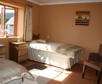 Bedroom 4 in Flint Lodge