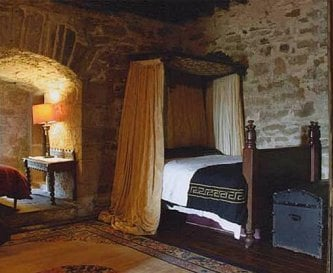 The main bed chambers