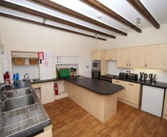 A well equipped Kitchen which is ideal for groups