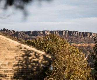 Fabulous views of Millstone Edge