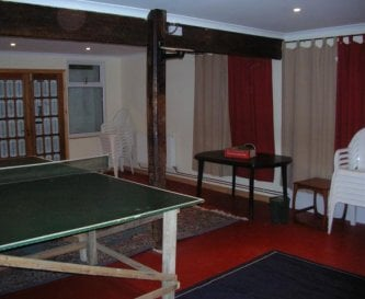 additions room for games, parties or lectures