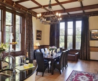 Manor Hall Kitchen and Group Dining Room