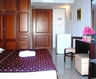 High quality furnishings and fully equipped rooms
