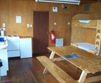 Practical 4 & 6-bed bunkhouses