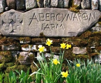 Welcome to Abercynafon!