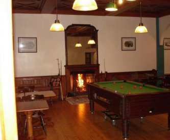 Ardbrecknish Room next to the bar