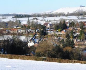 Ashbourne and Dovedale
