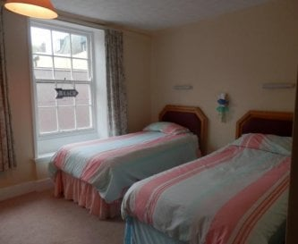 One of our seven bedrooms