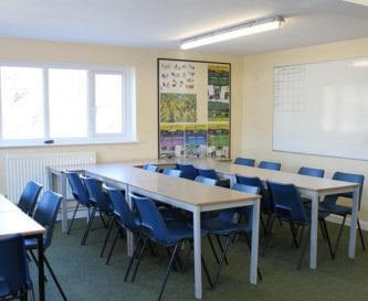 Dining Room that can be used as a classroom
