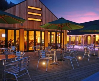 The Courtyard Restaurant - on site