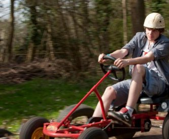 Our activities are suitable for any age or ability