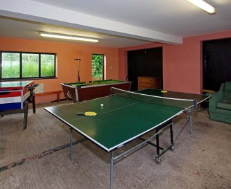 Games room for time out