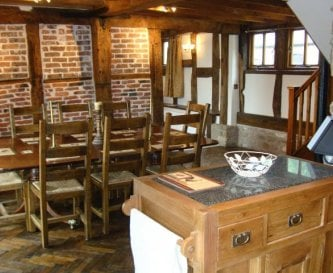 The Olde Cow House Kitchen