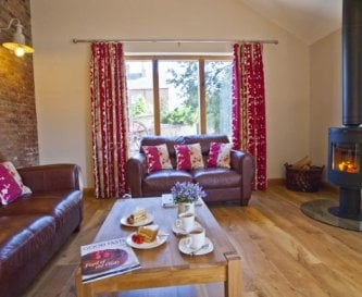 The Stables 5 Star Holiday Cottage with 3 bedrooms
