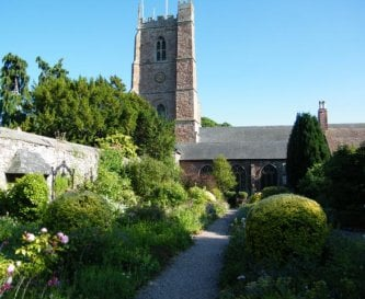 St George's Church Dunster