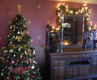Christmas at Glan Tywyn Hall