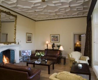 The Lounge in Manor Hall