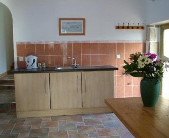 The Cats House kitchen