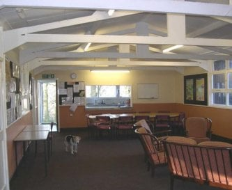 Longland block - Lounge/dining area