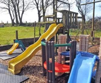 Dedicated children's play area