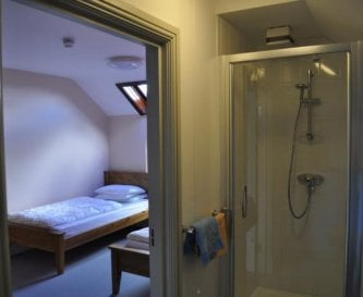 Teachers ensuite room