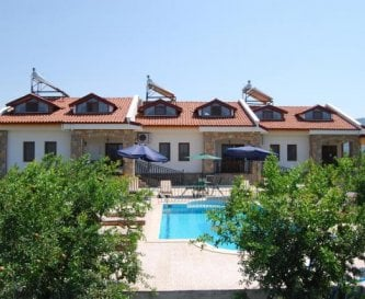Pomegranate Garden Villas - secluded and private