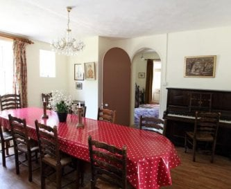 The Manor House - Dining Room