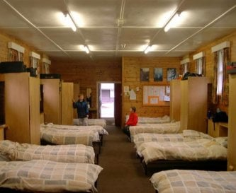 A larger dormitory