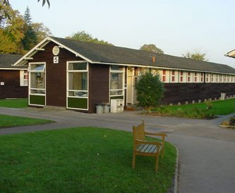 Typical chalet accommodation