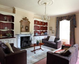 The Manor House - Drawing Room