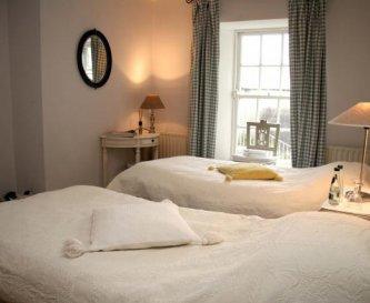 Loughcrew House Twin room