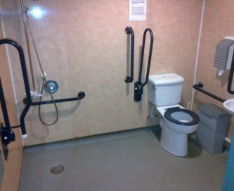 Facilities accessible to all