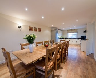 Superb spacious farmhouse kitchen in Endmoor