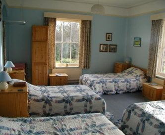 A selection of rooms available