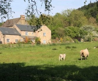 Pear Tree Farm is set in over 70 acres of farmland