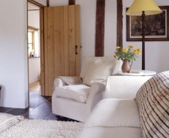 Cosy Siting room in the Farmhouse