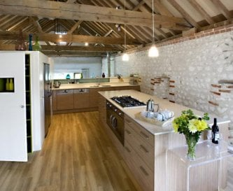 The Great East Barn kitchen
