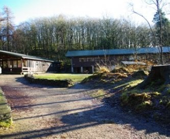 5 lodges accommodating up to a total of 129 guests