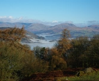 We are in the heart of the Lake District