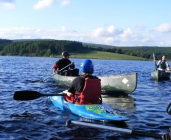 Hawkhirst has some fantastic water activities.
