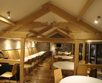 The celtic style banquetting/function room