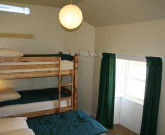 Family Bedroom, twin beds & bunks