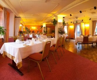 Function room suitable for large groups