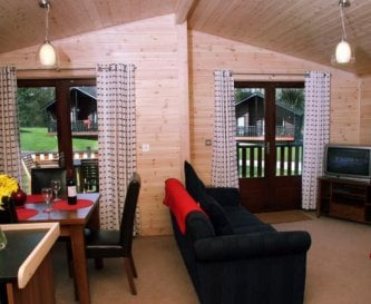 Lodge living area