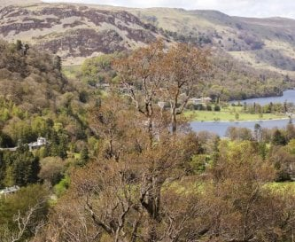 Patterdale Hall, nestling in the Ullswater valley!