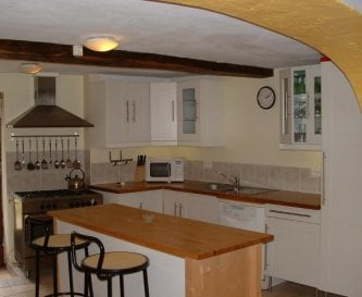 One of 2 Kitchens