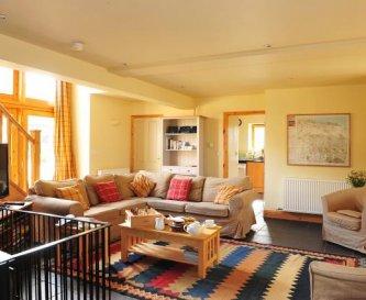 Long Barn - Sitting Room