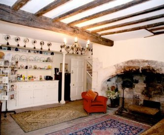 Option 2 includes the use of the medieval hall