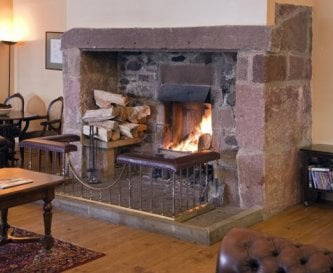 Main Room - Inglenook Fireplace