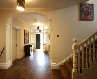 Hallway Wing One